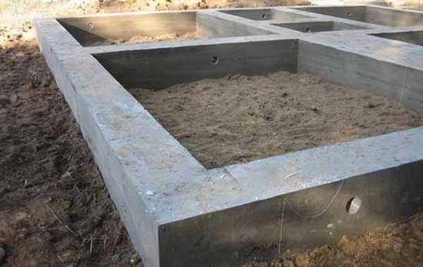 Подбор рецепта бетона бетон податчик