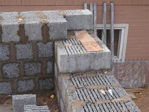 Керамзитобетон строим сам купить коронки по бетону в леруа мерлен