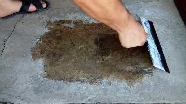 Покрыть бетон пенопластом песков бетонная смесь