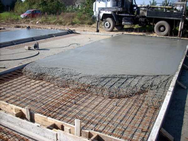 Бетонная смесь на 1 куб бетон одинцово