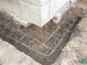 Подливкой бетон сколько бетона