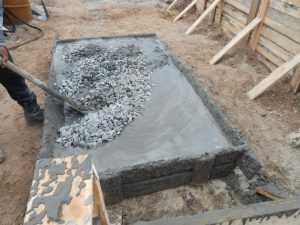 Бетонная смесь в мешках для фундамента мегатон бетон